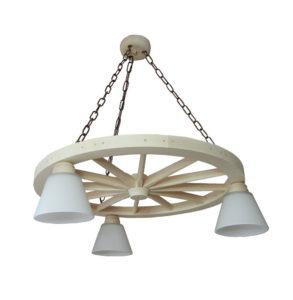 Lampa KD3-E z kloszami