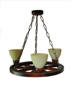 Lampa KS3-E z kloszami