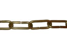 Łańcuch mosiężny